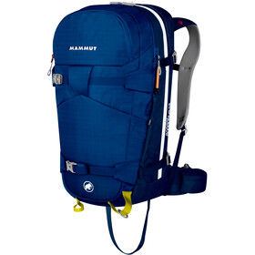 Mammut Ride Removable Airbag 3.0 Sac à dos 30l, ultramarine-marine